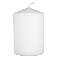 3 x 3.5 Pillar Candle  (12pcs)