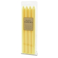 12 Inch Lemon Zest Taper Candle (4pcs)
