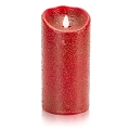 7 Inch Red Luminara Flameless Candles