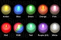 Submersible LED Lights-  10pcs