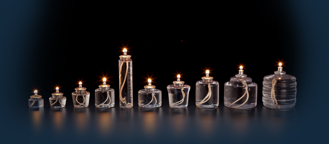Liquid Paraffin Fuel Cell is an exclusive candle at Millennium Candles that will wow your guest!