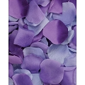 Purple Silk Flower Petals (100pcs/bag)