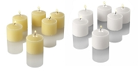 10 Hour Votive Candles  (288pcs/cs)