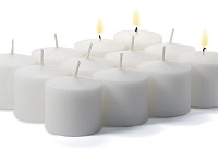 10 Hour Votive Candles  (432pcs/cs)