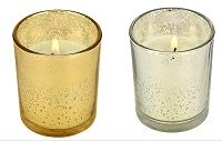 Pre-filled Mercury Glass Votive (75pcs)