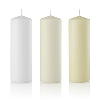 2 x 6  Pillar Candle (36pcs)