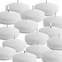 3 Inch Large Floating Candles (72pcs/cs)