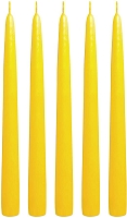 15 Inch Yellow Taper Candle (144pcs)